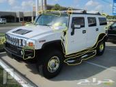 للبيع قطع غيار همر h2 من 2003 الى 2009