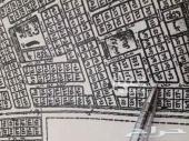 أرض للبيع بمخطط 605 أ العزيزية826م16شمال16غرب