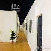 غرف عزاب للايجار الشهري شمال جدة (عسفان)
