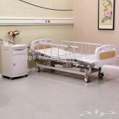 سرير طبي كهرباء 4حركات