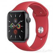 ساعة آبل سيريس Apple Watch Series 5