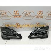 شمعات طقم 3 عدسات تجاري لكزس IS300 2007-2013