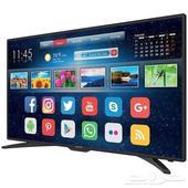 شاشات تلفزيون سمارت 4K ذكية مع التوصيل