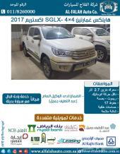 هايلكس غمارتين 4x4 SGLX اكستريم (سعودي) 2017
