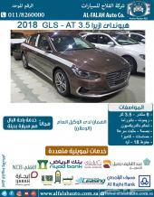 هيونداى ازيرا GLS-V6- بصمة (الوعلان) 2018  ال
