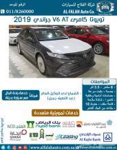تويوتا كامري جراندي V6 جلد (سعودي) 2019