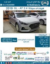 هيونداى سوناتا GL 2.4 جنوط (الوعلان) 2019