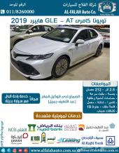 تويوتا كامري GLE فتحة هايبرد (سعودي) 2019