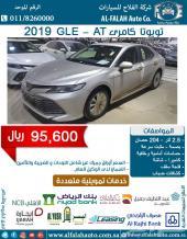كامرى GLE - AT فتحة (سعودي) 2019 ب95600 ريال