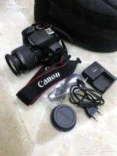 كاميرا كانون 650D