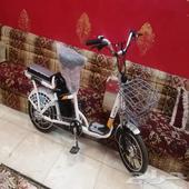 تم البيع دراجة كهربائية اباتشي معدلة