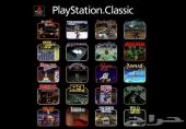 سوني 1 جديد مستورد Playstation 1 Classic مخفض