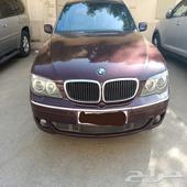الرياض BMW 730 - 2007