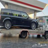 سطحة جدة حي المحمدية لنقل السيارة المعطلة