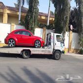 سطحة جدة حي المرجان لنقل السيارة لسعر 100ريال