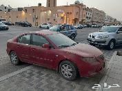 سيارة مازدا 3 موديل 2006  بيع تشليح