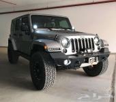 Jeep Wrangler JKU 2013