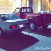 مرسيدس 1987 se260سعودي تم البيع