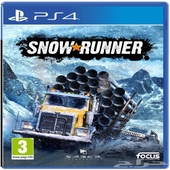 لعبة SnowRunner الجديدة محاكي التغاريز