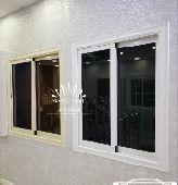 نوافذ المنيوم اوروبيةوشتر قبب الزجاج دربزينات