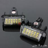 إضاءة لوحة LED تويوتا كورولا