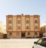 عماره 6 شقق الرانوناء داخل الحد مساحة 643 م