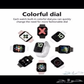ساعة نسخه ابل apple watch طبق الاصل الاصدار 5 مقاس 44