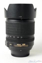 Nikon 18-105 VR فى منتهى النظافة