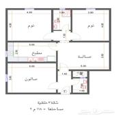 شقق للتمليك ثلاث غرف بمخطط بوابة التحلية