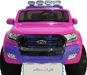 سيارة اطفال فورد رينجر الجديد كليا مزود بشاشه