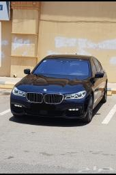 BMW 750 LI M SPORT FULL OPTION 2016 للمستخدم
