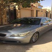 BMW 550I Year 2007 Full option 180 KM