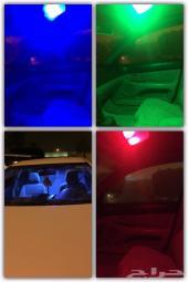 لمبات LED ليد 16 لون لسقف السياره