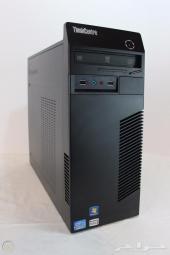 كمبيوتر مكتبي i7 مع الشاشة ب1350 ريال فقط