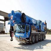 إيجار كرينات جده 25 طن 50 طن 100 طن 0582100178