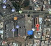 بيت للبيع مساحة 252م مع بيت دور واحد بصك واحد