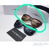 نظارة ارماني جديدة لم تستخدم