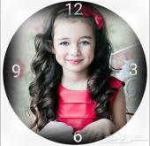 ساعات بصورة الطفل 5