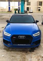 AUDI RS3 2018 اودي ار اس 3  Ara Blue