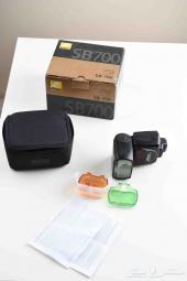 للبيع افلاش نيكون SP700 لجميع كاميرات نيكون