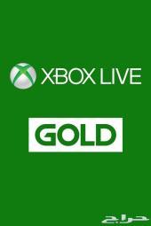 اشتراك Xbox Live وبطاقات استور العاب xbox one