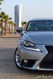 Lexus IS 250 2014 إستعمال راقي