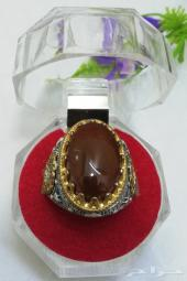 خاتم ( عقيق يماني ) مزاد رقم 6