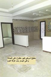 شقة جديدة للايجار-حي الاجاويد بجدة-أرضي واجهه