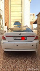 للبيع BMW موديل 2005 حجم 730Li