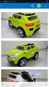 خصم على سيارة Bmw للاطفال بشكلها الجديد