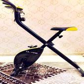 دراجة لياقة   يومارك شبه جديده