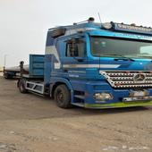 2005 actros