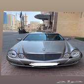 السيارة مرسيدس - E الموديل 2007 حالة السيار