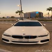 BMW 530I 2018فل كامل